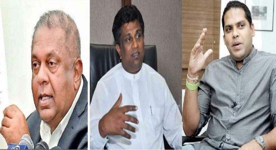 ஐ.தே.க அமைச்சரவை உறுப்பினர்கள் சிலர் இராஜினாமா