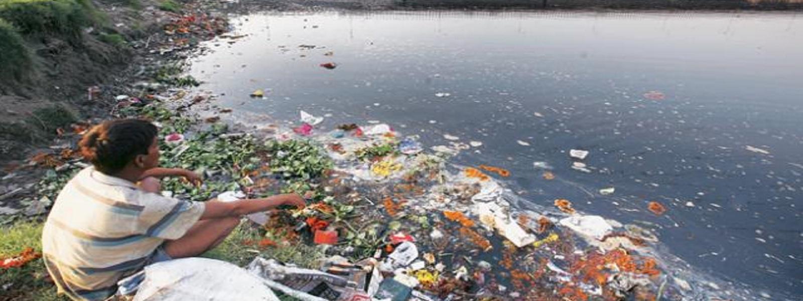 யமுனை ஆற்றில் ஏற்பட்டுள்ள மாசு டெல்லி காற்று மாசில் தாக்கம்