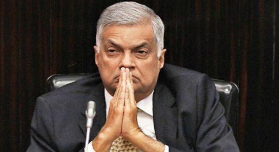தேர்தல் தோல்வியும் ரணில் சொல்லும் காரணங்களும்