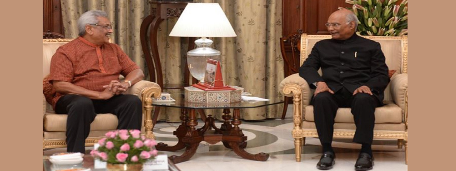 ஜனாதிபதி கோட்டாபயவின் விஜயம் எதிர்கால பயணத்தை வலுப்படுத்தியுள்ளதாக இந்திய குடியரசுத் தலைவர் தெரிவிப்பு