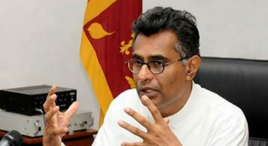 அமைச்சர் பாட்டலி சம்பிக்க ரணவக்க இராஜினாமா
