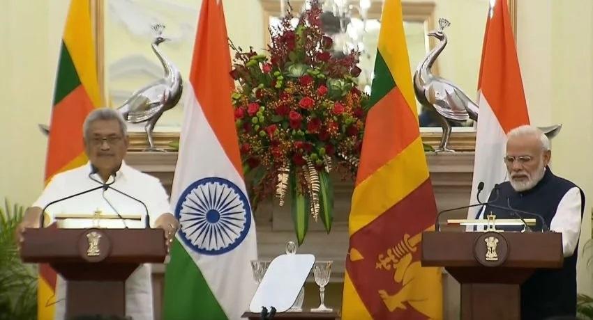 இலங்கைக்கு 400 மில்லியன் டொலர் சலுகைக் கடன் வழங்கியது இந்தியா