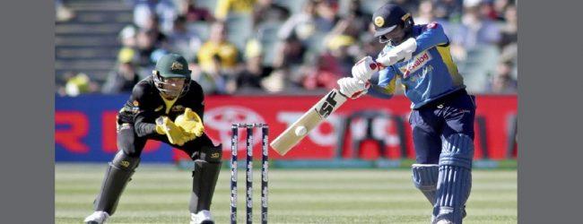 இலங்கைக்கு எதிரான போட்டி: அவுஸ்திரேலியா 3 விக்கெட்களால் வெற்றி