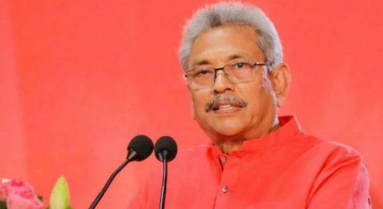 மாகாண ஆளுநர்களுக்கு ஜனாதிபதி விடுத்துள்ள ஆலோசனை