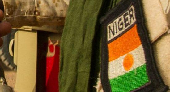நைகர் இராணுவத் தளத்தில் தாக்குதல் ; 60 பேர் உயிரிழப்பு