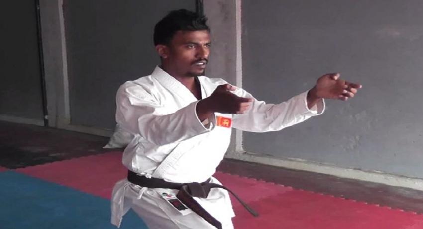 கிழக்கிலிருந்து தெற்காசிய மட்டத்திற்கு உயர்ந்த கராத்தே வீரர் செந்தூரராஜா பாலுராஜ்