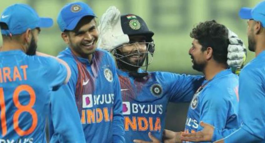 இலங்கைக்கு எதிரான இரண்டாவது சர்வதேச T20 இல் இந்தியா வெற்றி