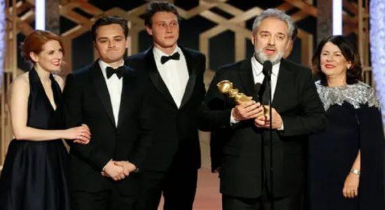 கோல்டன் குளோப் விருதுகள்: சிறந்த திரைப்படமாக '1917' தெரிவு
