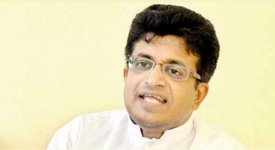 உதய கம்மன்பில ஜனாதிபதி ஆணைக்குழுவின் பொலிஸ் பிரிவில் ஆஜர்