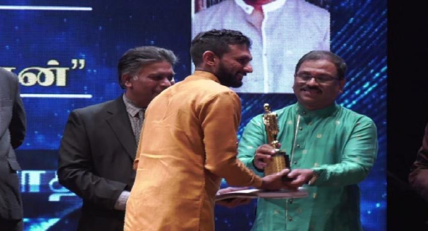 வானொலி அரச விருது வழங்கல் விழாவில் விருதுகளைக் குவித்த சக்தி FM