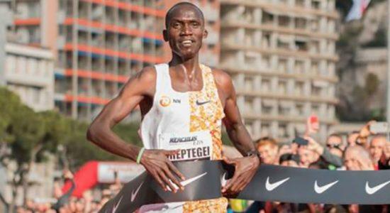 5 KM ஓட்டப் போட்டியில் உகண்டாவின் Joshua Cheptegei புதிய சாதனை