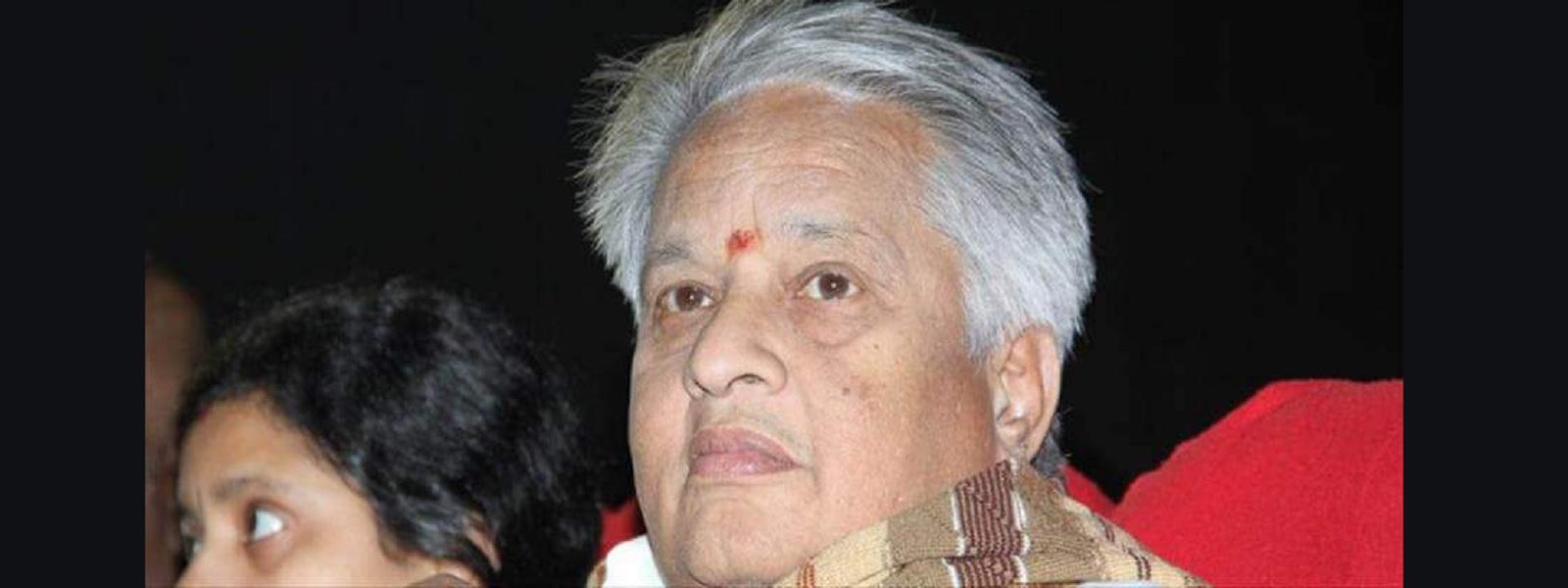 நடிகர் விசு காலமானார்
