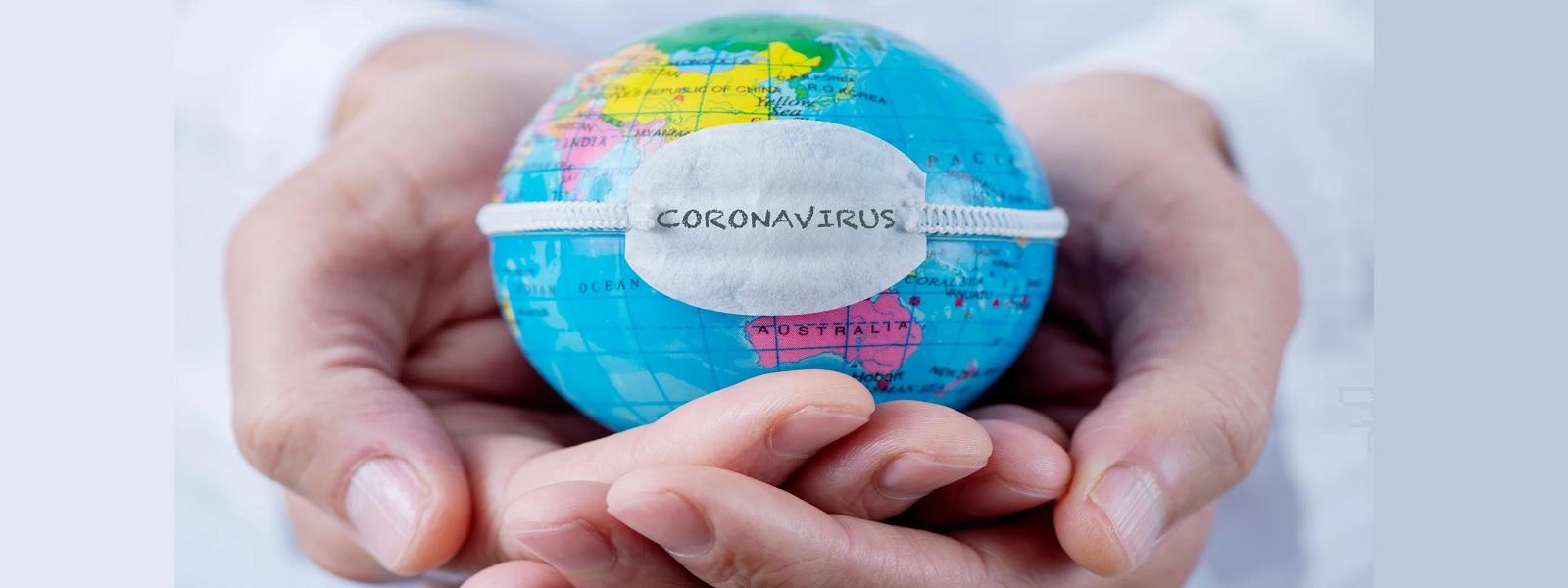 உலகளாவிய தொற்றுநோய் கொரோனா 124 நாடுகளுக்கு பரவல்