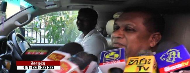 17 மாவட்டங்களுக்கான வேட்புமனுக்களில் பொதுஜன பெரமுன கையொப்பம்