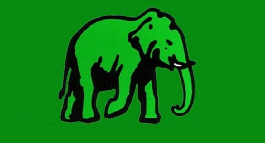 பொதுத்தேர்தலில் யானை சின்னத்தில் போட்டி: ஐக்கிய தேசியக் கட்சி அறிவிப்பு
