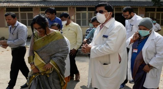 இந்தியாவில் 664 பேருக்கு கொரோனா தொற்று: 12 பேர் உயிரிழப்பு