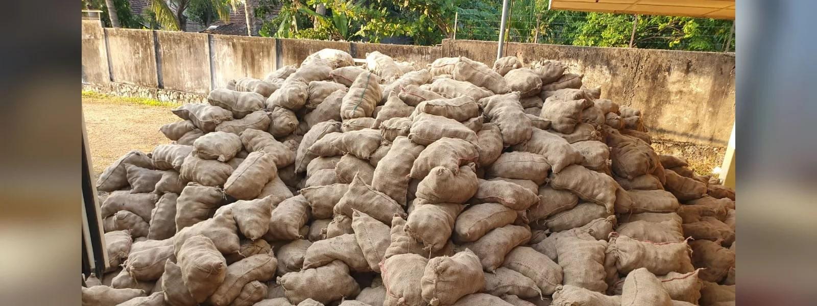 பாகிஸ்தானில் இருந்து இறக்குமதி செய்யப்பட்ட உருளைக்கிழங்கினுள் 1 பில்லியன் ரூபா பெறுமதியான ஹெரோயின்