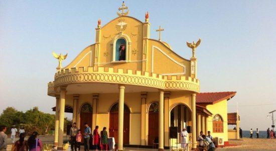 கச்சத்தீவு புனித அந்தோனியார் ஆலய திருவிழாவிற்கான ஏற்பாடுகள் பூர்த்தி