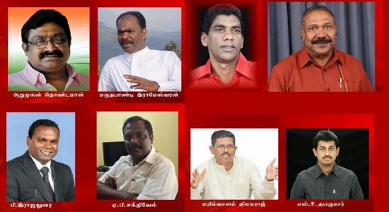 மலையக அரசியல் கட்சிகள் வேட்பாளர்களை தெரிவு செய்வதில் இழுபறி