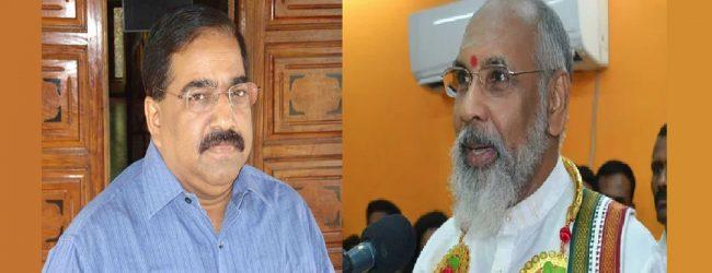 தமிழ் மக்கள் தேசியக் கூட்டணியின் தலைவர் விக்னேஸ்வரனா? சுரேஷ் பிரேமச்சந்திரனா?