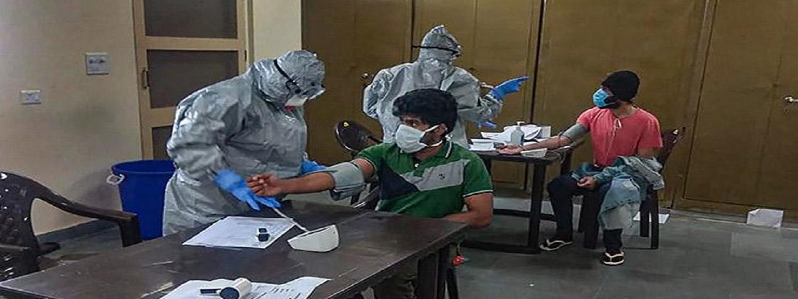 இந்தியாவில் 511 பேருக்கு கொரோனா தொற்று: 10 பேர் உயிரிழப்பு