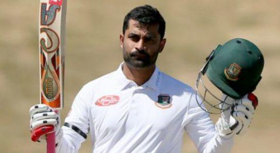 ODI போட்டிகளுக்கான பங்களாதேஷ் அணியின் புதிய தலைவரானார் தமிம் இக்பால்