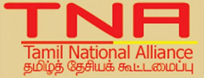 தேசிய தேர்தல்கள் ஆணைக்குழுவின் தலைவருக்கு தமிழ் தேசியக் கூட்டமைப்பு கடிதம்