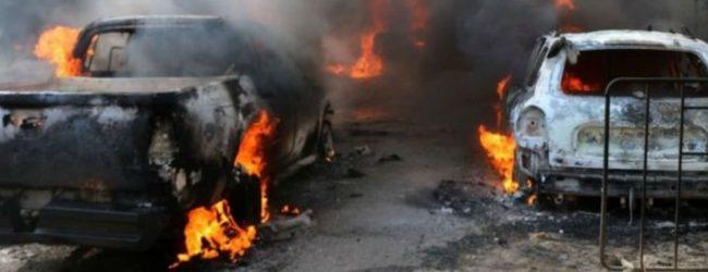 சிரியாவில் குண்டுத் தாக்குதல்: 40 பேர் உயிரிழப்பு