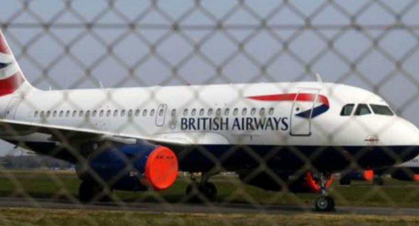 British Airways நிறுவனத்தின் 36,0000 ஊழியர்கள் பணி இடைநீக்கம்