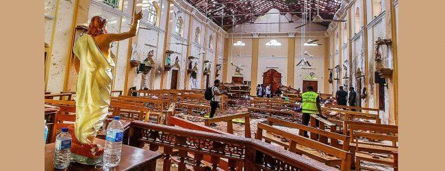 ஏப்ரல் 21 தாக்குதல்: துன்பியல் நிகழ்வு இடம்பெற்று ஓராண்டு பூர்த்தி