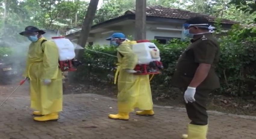 வெலிசறையில் மேலும் 30 கடற்படை வீரர்களுக்கு கொரொனா தொற்று: சுமார் 4000 பேர் தனிமைப்படுத்தப்பட்டுள்ளனர்