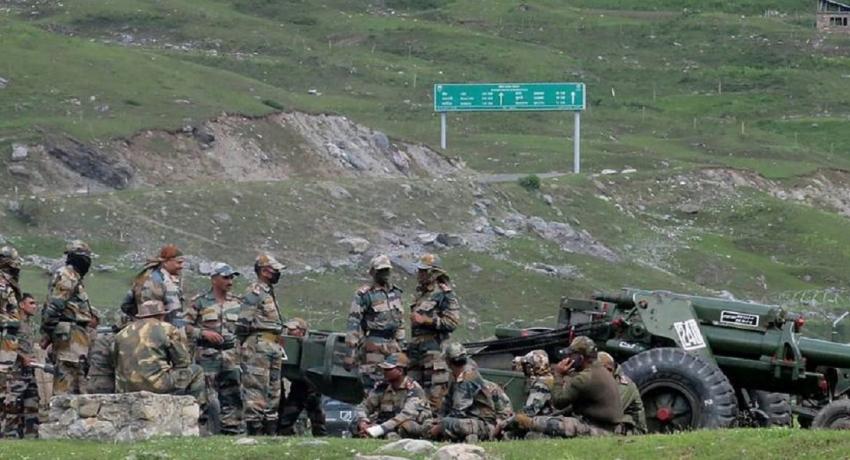 இந்திய வீரர்களுடனான மோதலில் 35 சீன வீரர்கள் உயிரிழப்பு: அமெரிக்க உளவுத்துறை தகவல்