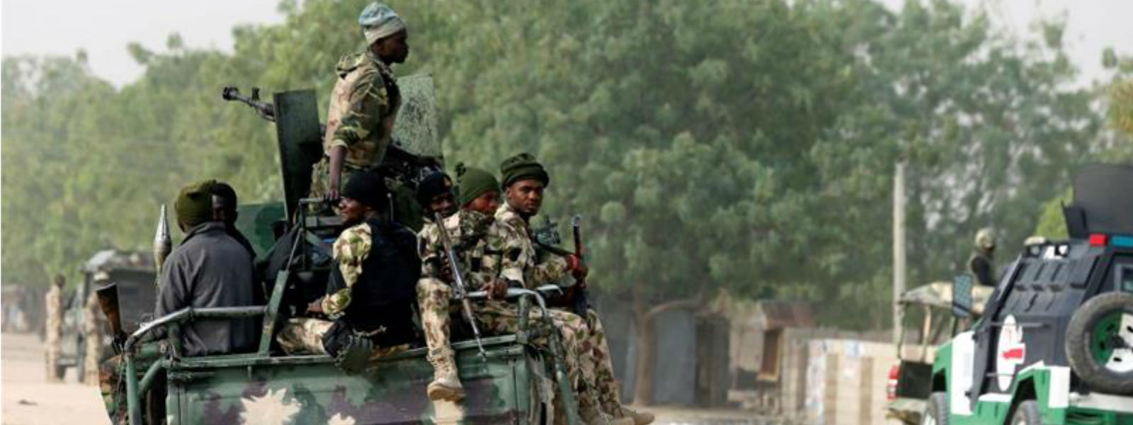 நைஜீரியாவில் துப்பாக்கிதாரிகளின் தாக்குதலில் 59 பேர் பலி