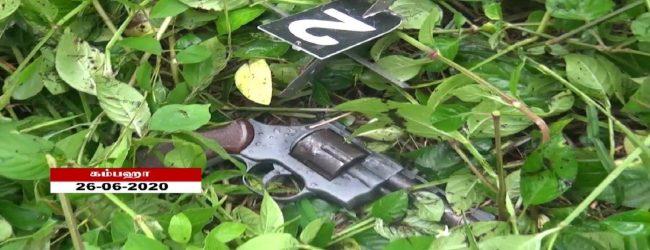 கம்பஹாவில் பொலிஸாருடன் பரஸ்பர துப்பாக்கிச்சூடு: 25 வயதானவர் உயிரிழப்பு