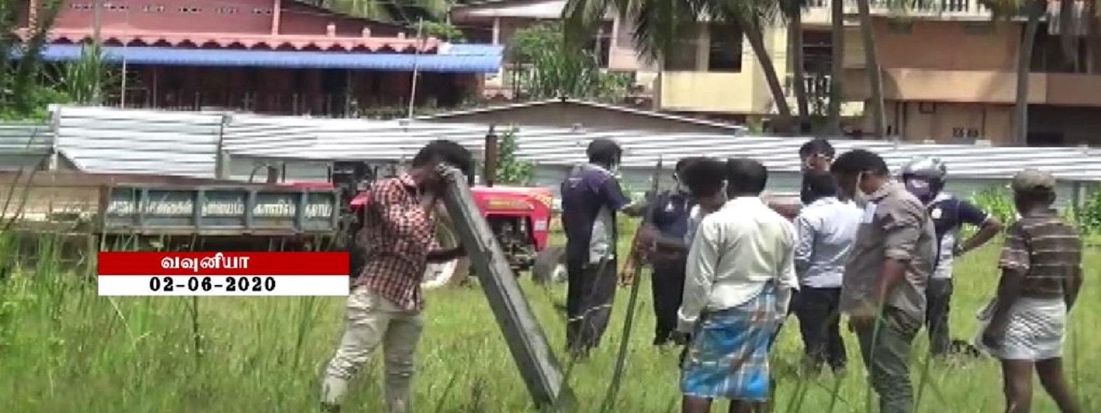 வவுனியாவில் குளங்களுக்கான காணிகளை அபகரிக்கும் முயற்சி முறியடிப்பு