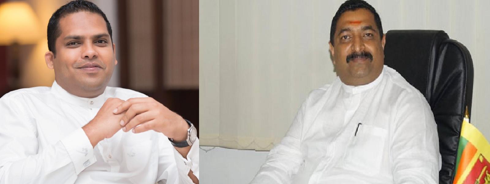 ஹரின் பெர்னாண்டோ, வடிவேல் சுரேஷிற்கு எதிராக பிறப்பிக்கப்பட்ட இடைக்கால தடையுத்தரவு நீடிப்பு