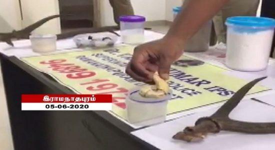 இலங்கைக்கு கடத்த திட்டம்: 2 கோடி இந்திய ரூபா பெறுமதியான போதைப்பொருட்களை தமிழக பொலிஸார் கைப்பற்றினர்