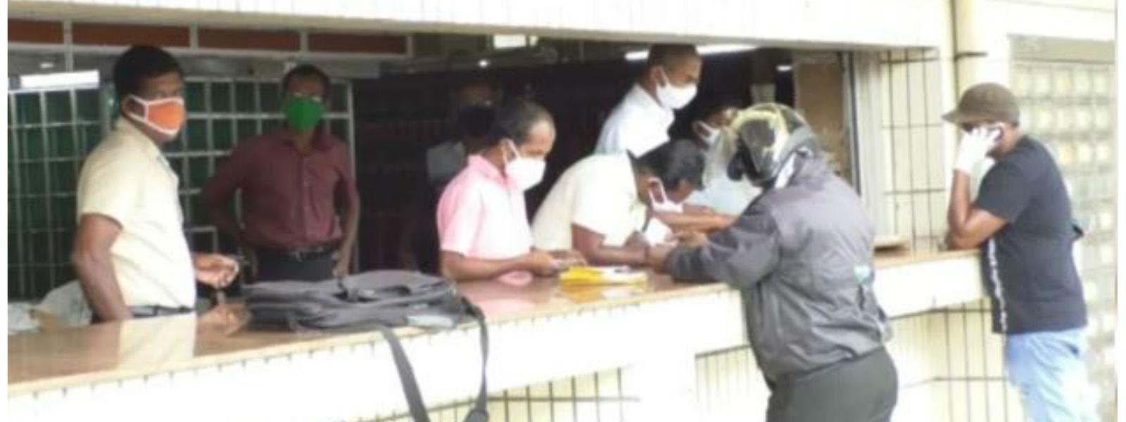 முகவரிகள் அழிந்த பொதிகள் தொடர்பான தகவல்களை வழங்க மலேசியா இணக்கம்