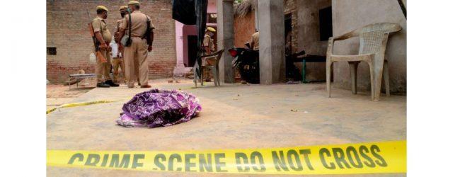 உத்தர பிரதேசத்தில் சுற்றிவளைப்பில் ஈடுபட்ட 8 பொலிஸார் கொலை