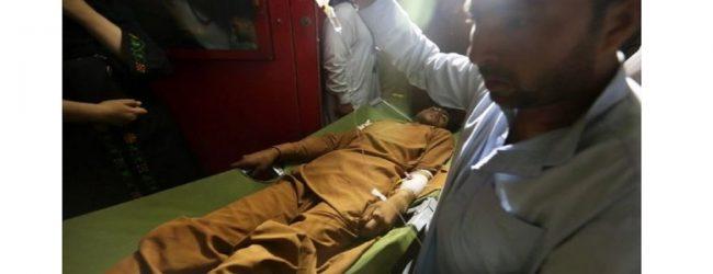 ஆப்கானிஸ்தானில் கார் குண்டுத் தாக்குதல்: 17 பேர் பலி