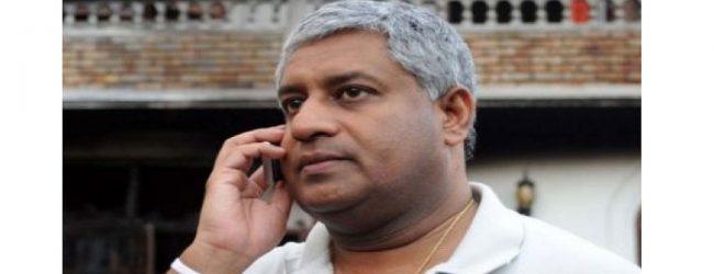 இன்ஸ்பெக்டர் நியோமால் ரங்கஜீவ ஊடகவியலாளரின் கடமைகளுக்கு இடையூறு