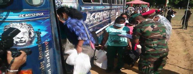 தனிமைப்படுத்தல் நிலையங்களிலிருந்து 238 பேர் வீடு திரும்பினர்