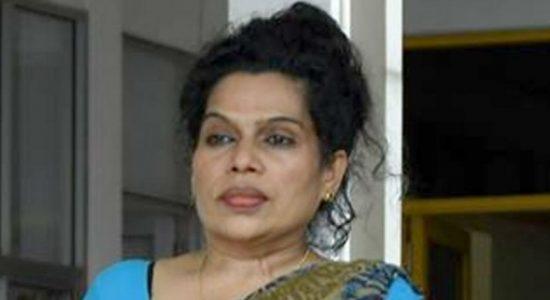 ஷஷி வீரவன்சவிற்கு பிடியாணை