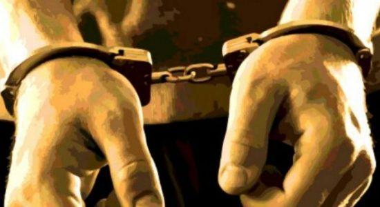 ஐஸ் போதைப்பொருளுடன் மதுவரி திணைக்கள அதிகாரி உட்பட 7 பேர் கைது