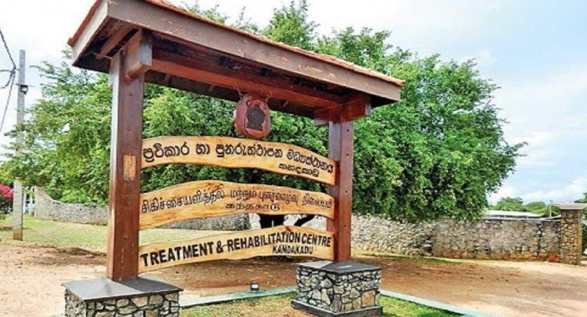 கந்தக்காடு புனர்வாழ்வு நிலையத்தில் அடையாளங்காணப்பட்ட கொரோனா நோயாளர்களின் எண்ணிக்கை 600 ஆக பதிவு