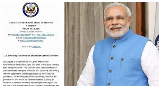 தேர்தல் வெற்றிக்கு இந்தியா, அமெரிக்கா வாழ்த்து