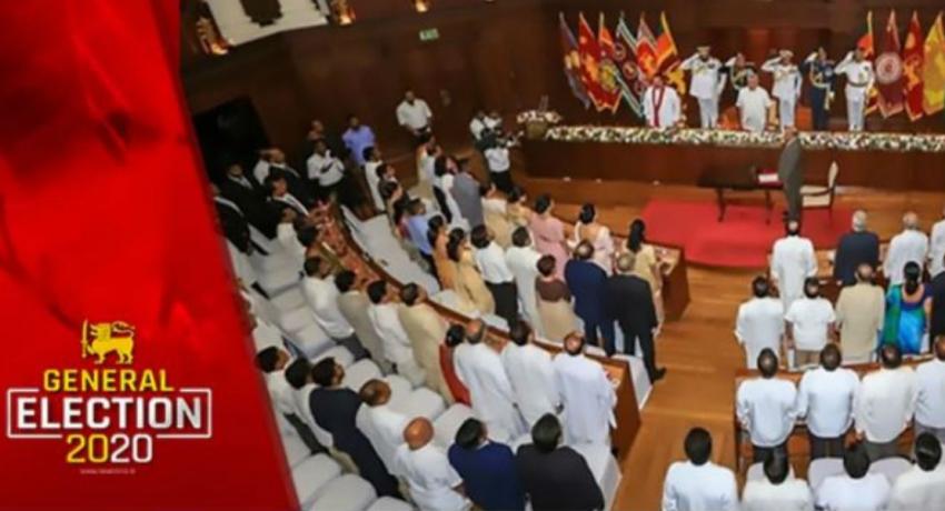 புதிய அமைச்சரவை பதவிப் பிரமாணம்