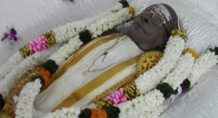 அன்னார் எம்.எஸ். செல்லச்சாமியின் இறுதிக் கிரியை இன்று