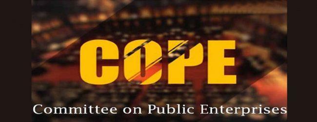 COPE மற்றும் COPA குழு உறுப்பினர்களை பெயரிடுமாறு அறிவிப்பு
