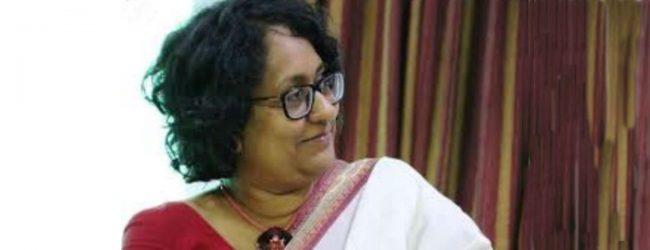 தேசிய மக்கள் சக்தியின் தேசியப் பட்டியல் உறுப்பினராக ஹரினி அமரசூரிய